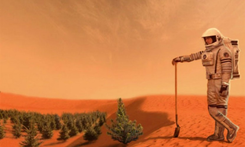 Popular Science: Правила жизни первых колонистов на Марсе будут по американским законам