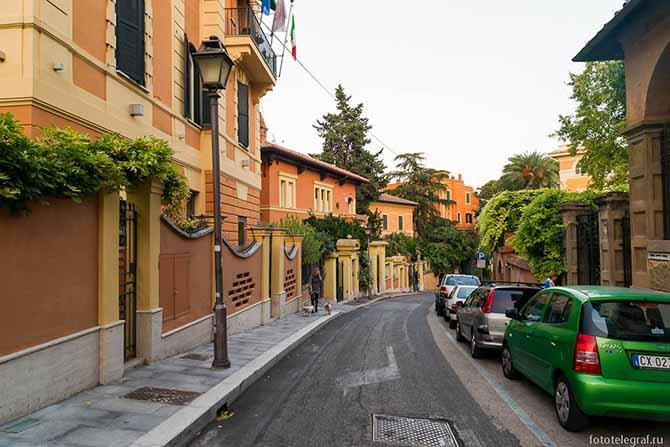 Прогулки по Риму. На улицах Вечного города..