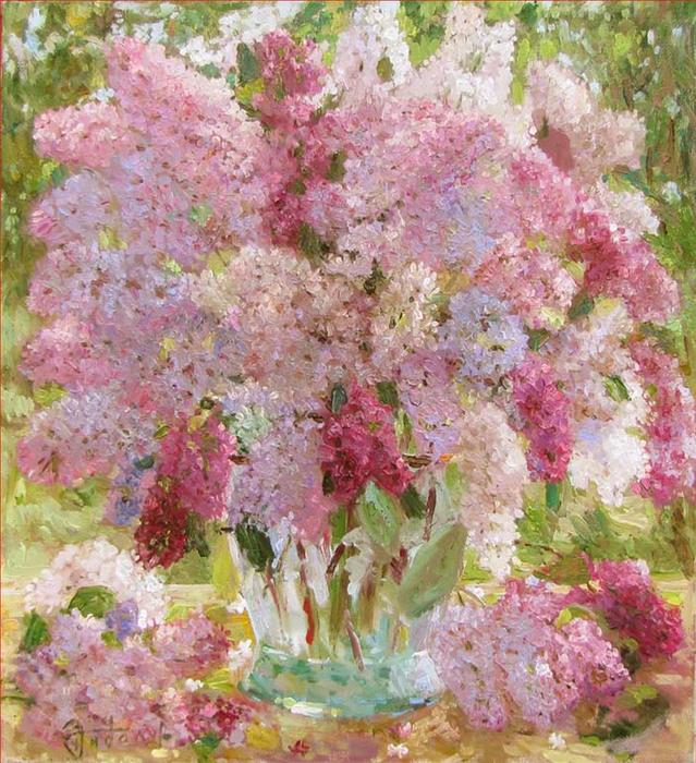 Пусть утро начинается с цветов… Виктор Зундалев