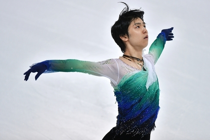 Японский фигурист Юдзуру Ханю победил в финале Гран-при в Марселе