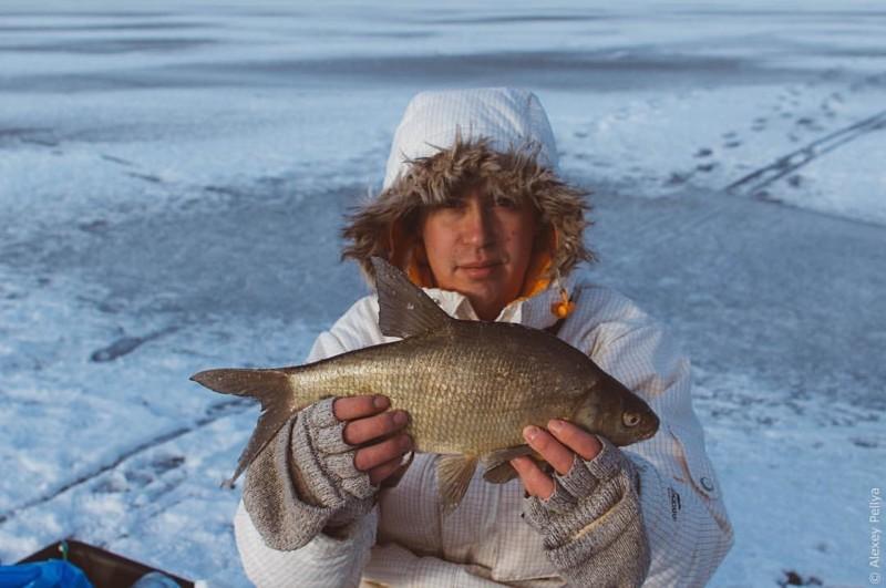 Долгожданное открытие зимней рыбалки