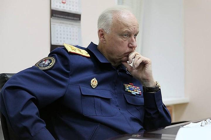 Александр Бастрыкин попрощался с Ваней Крапивиным
