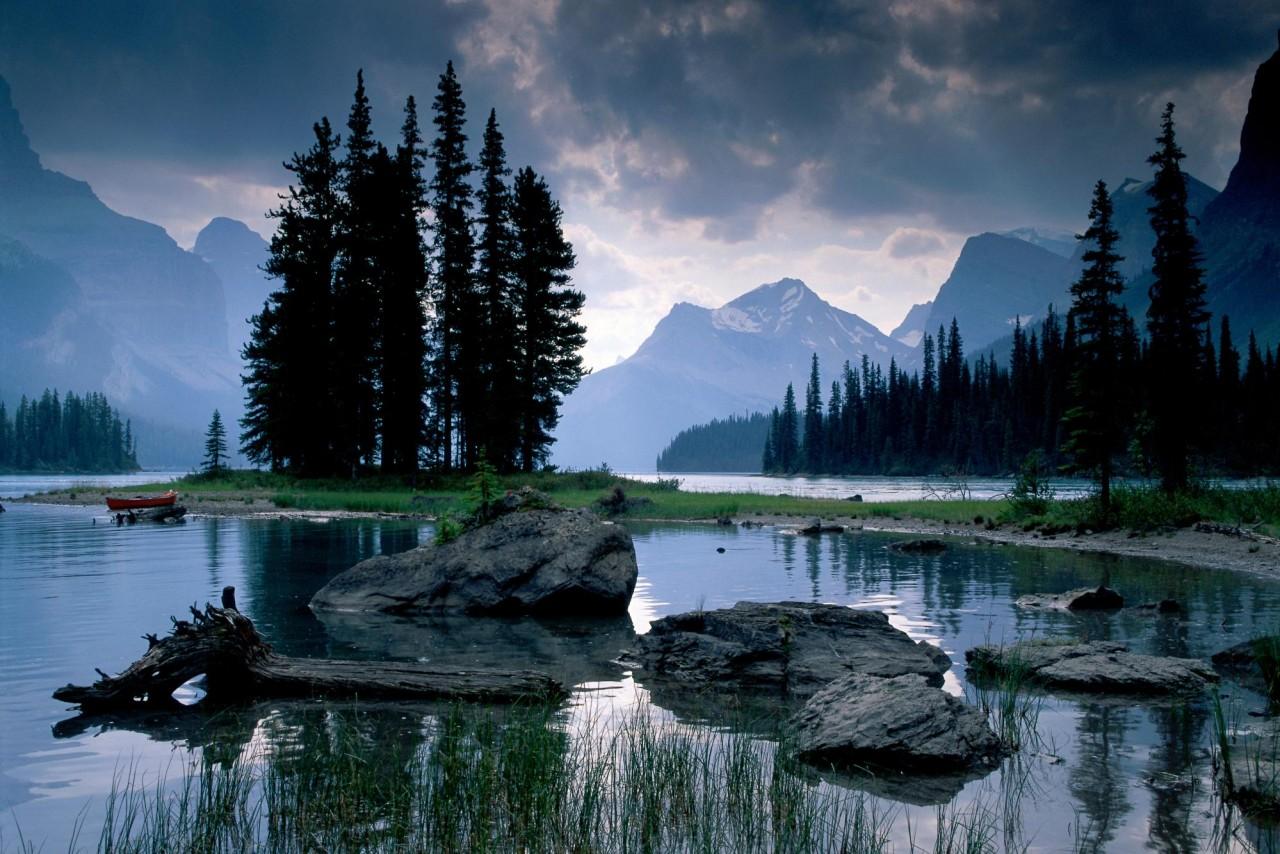 Живописный Национальный парк Джаспер - удивительный по своей красоте заповедник!