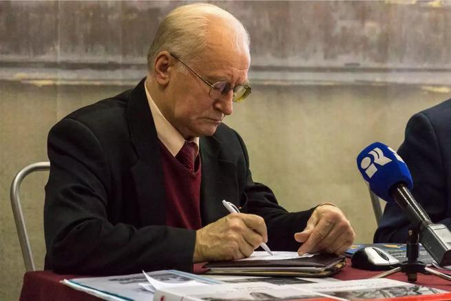Знаменитый историк Михаил Суслов — о Солженицыне, хамелеонстве и ГУЛАГе