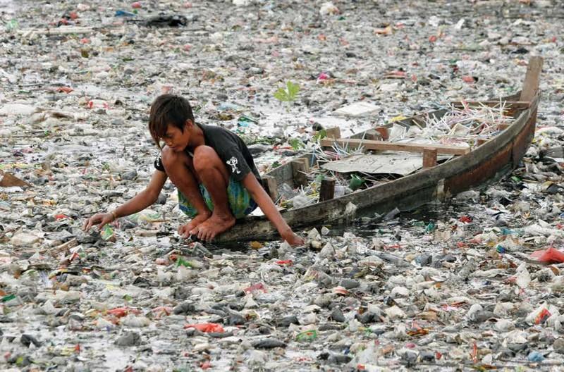 Фотосвидетельства: самые грязные реки мира