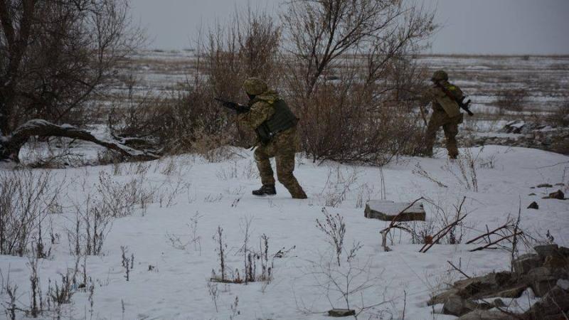 ДНР: украинские силовики понесли потери при попытке прорыва под Донецком