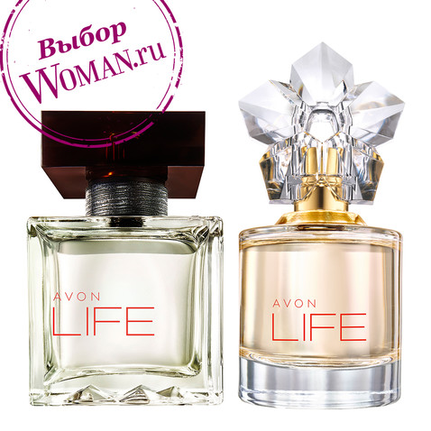 Парные ароматы Avon Life