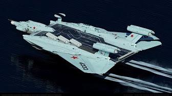 Россия начнет производство МОНСТРА, который ликвидирует господство авианосцев