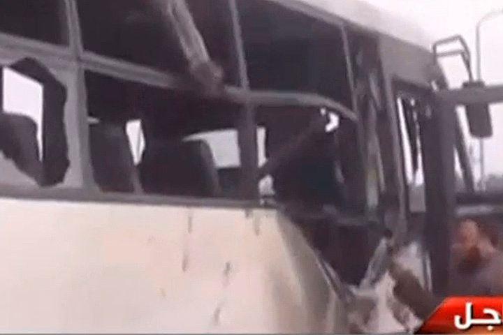 В Египте боевики убили 35 христиан