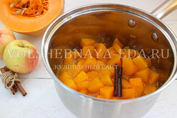 varenje iz tykvy s yablokami 2