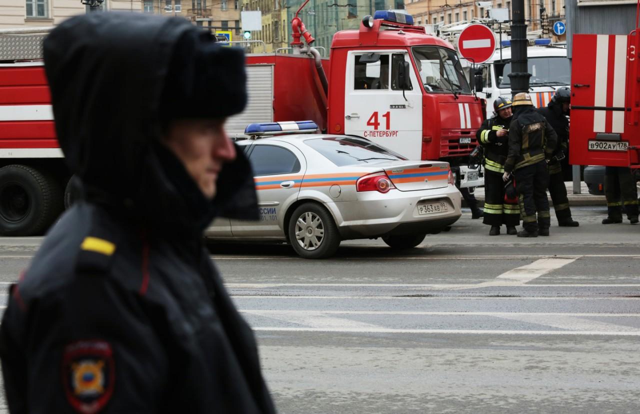 У задержанных акбаржонов по делу о взрыве в метро нашли ещё одну бомбу