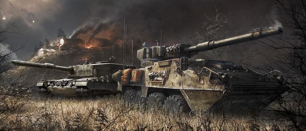 Obsidian уволила часть команды Armored Warfare из-за Mail.Ru