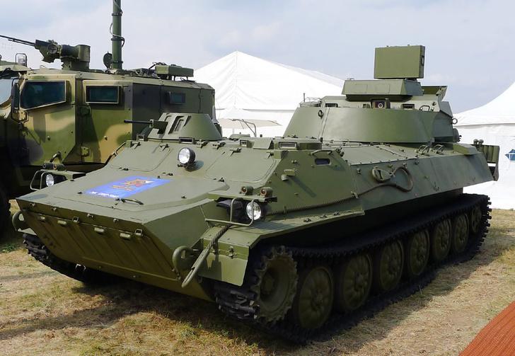 Мобильная РЛС СНАР-10 М1 поступила по гособоронзаказу в ЦВО