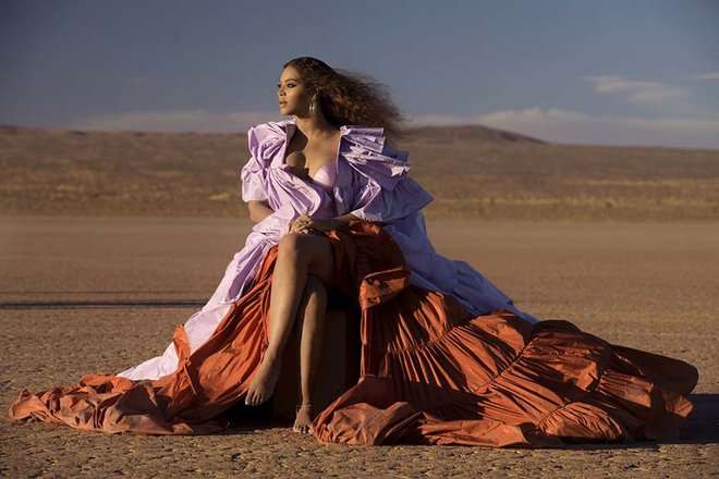 Невероятные образы Бейонсе из клипа 'Spirit'