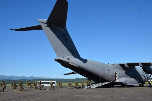 И снова наступает время изумительных историй про военно-транспортный самолет А400М