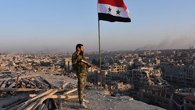 Пентагон: звонок российских военных остановил удар коалиции по армии Сирии