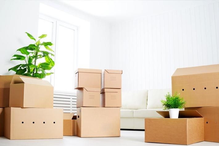 Картонные коробки: 8 лайфхаков для жизни и работы