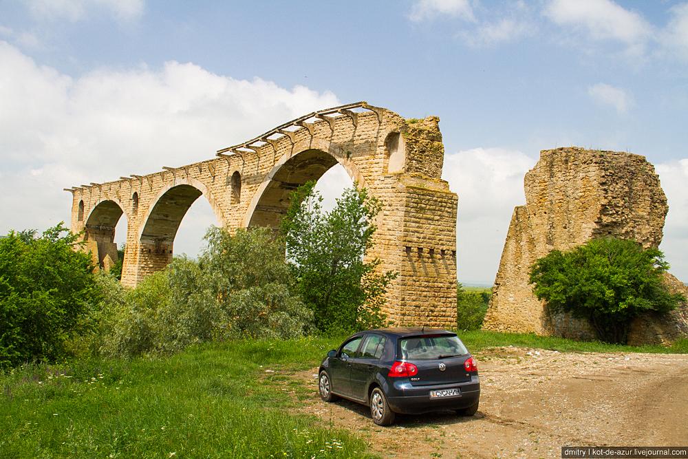 Столетние: немецкий и Новокавказский мост