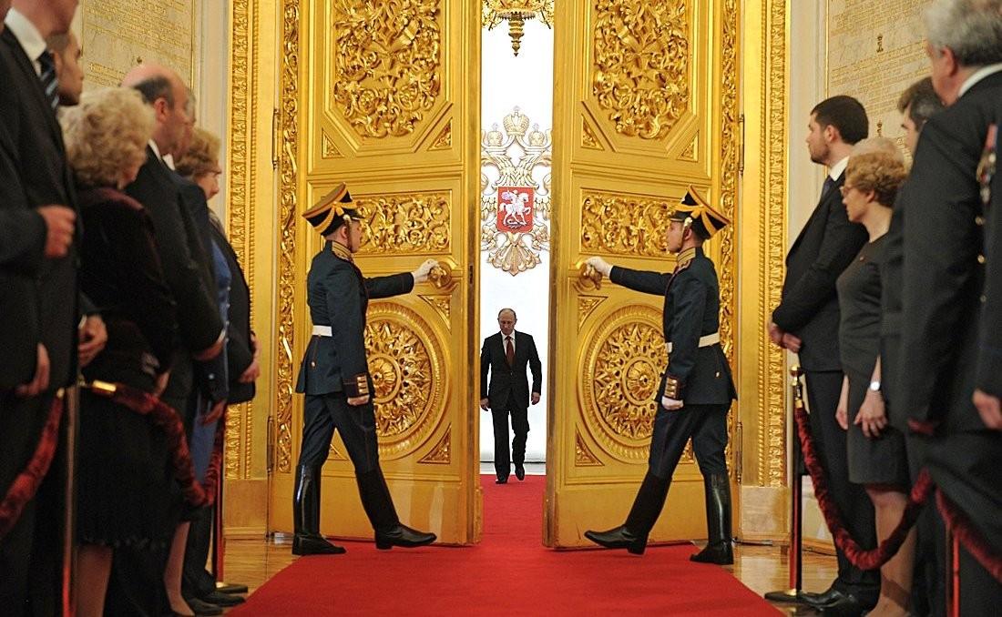 Что будет с Западом, когда Путин вступит в должность Президента России 2018?