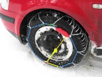 Автолюбителей будут штрафовать за шины не по сезону