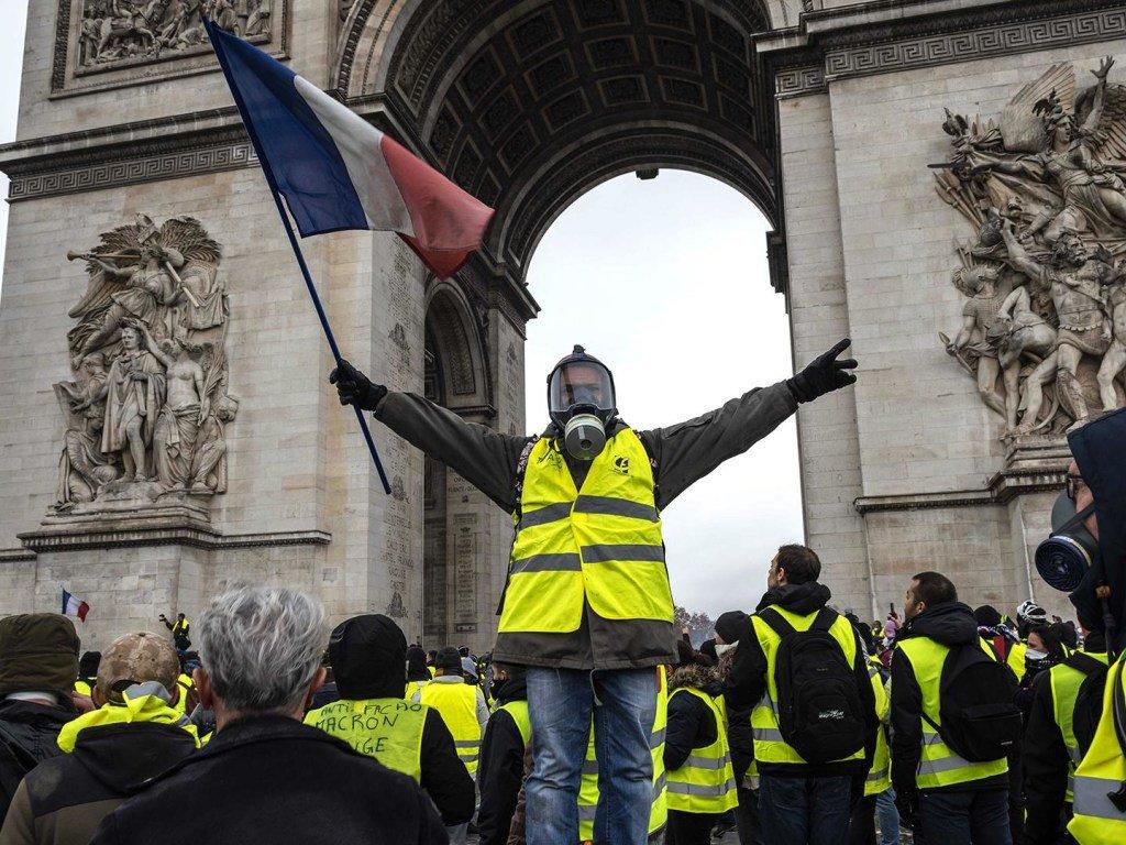 Парижский майдан и запланиро…