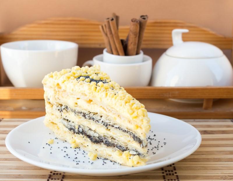 Невесомый, воздушный и просто невероятный торт «Царица Эстер»!
