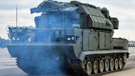 Первый полковой комплект ЗРК…