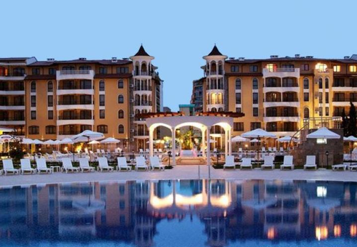 Апартаменты в Солнечном Береге, Болгария, 39 500 евро