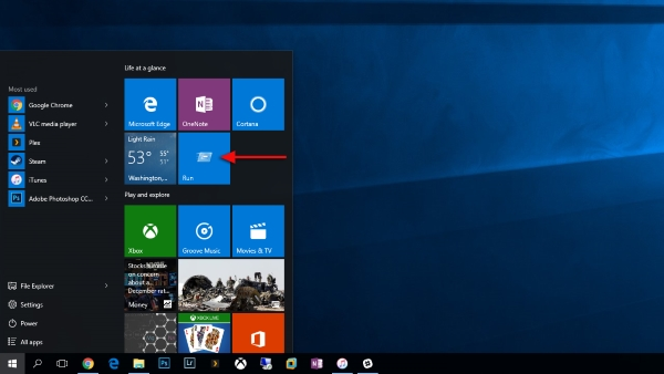Как убрать (открепить) все плитки из меню Пуск Windows 10