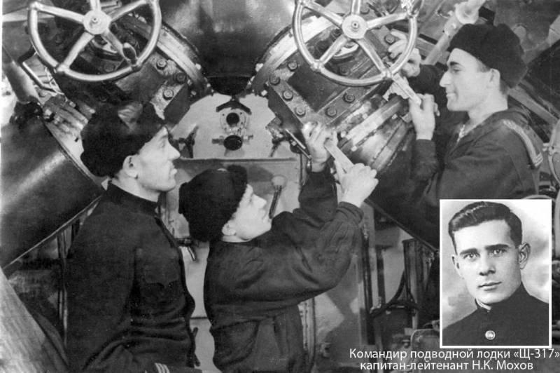 Действия подводных сил Балтийского флота летом – осенью 1942 г