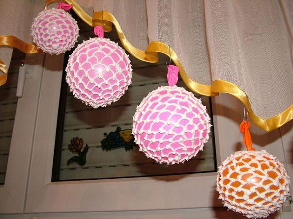 Мастер-класс. Кружевные съедобные шарики!!!