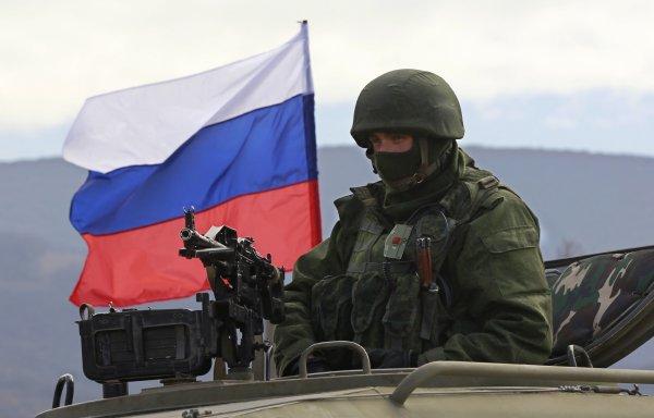 Вооруженные Силы РФ в Крыму набирают силу