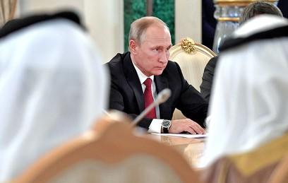 СМИ: Россия укрепляет позиции на Ближнем Востоке