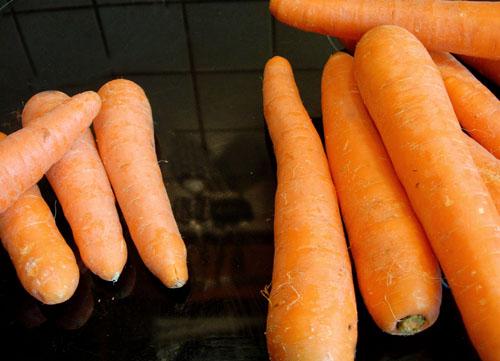 Плов на морковном соке, или По следам забытых рецептов