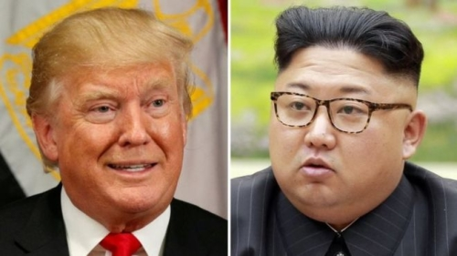 Полемика Трампа и КНДР достигла финальной фазы.