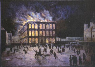 Черносотенный погром 1905 года в Томске