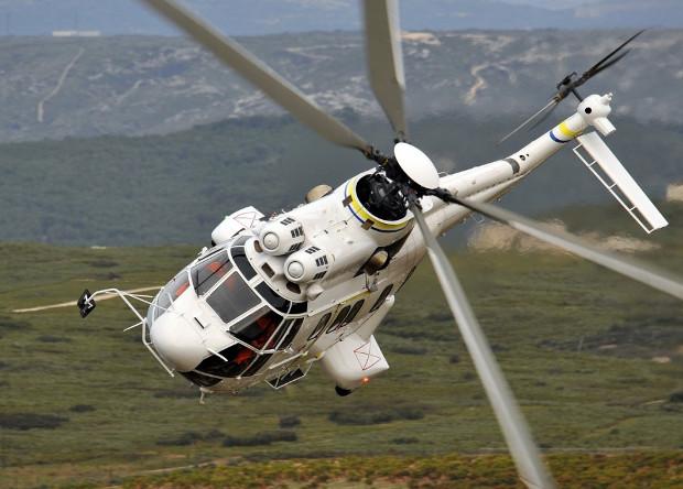 Французы занялись разработкой гибридного вертолета