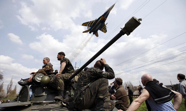 Генсек ОБСЕ заявил, что в Донбассе нет российских военных
