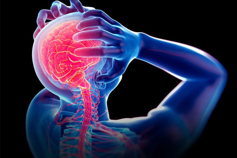 Как себе помочь при мигрени