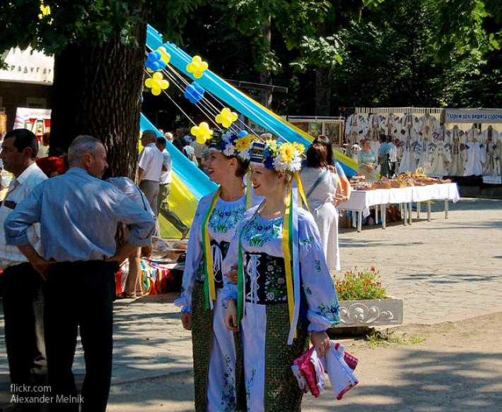 Украинки и россиянки стали причиной большого скандала в Италии