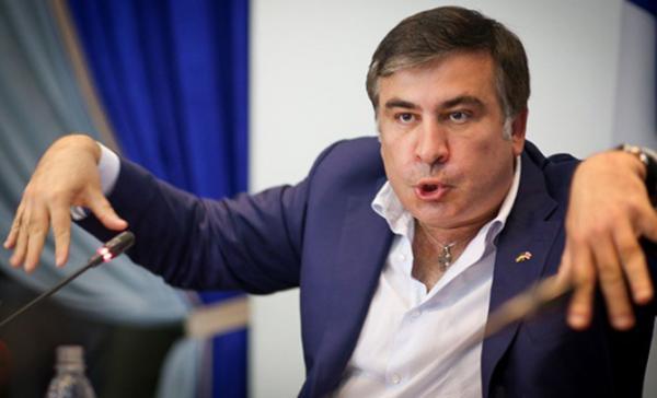Эксперт о въезде Саакашвили на Украину: «Киев вообще никакую границу не контролирует»