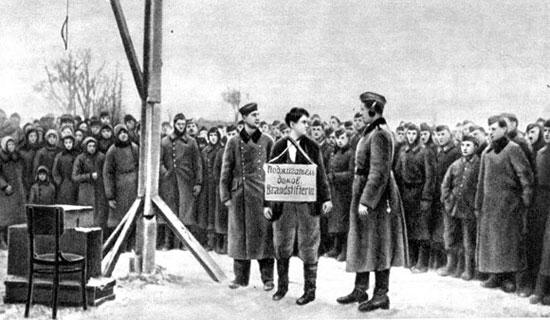 Кто сдал Зою Космодемьянскую фашистам, и как наказали предателей?