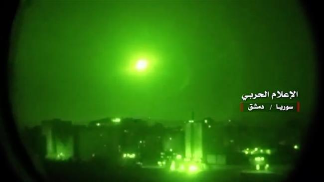 Россия предостерегает Израиль от нанесения авиаударов по сирийской столице