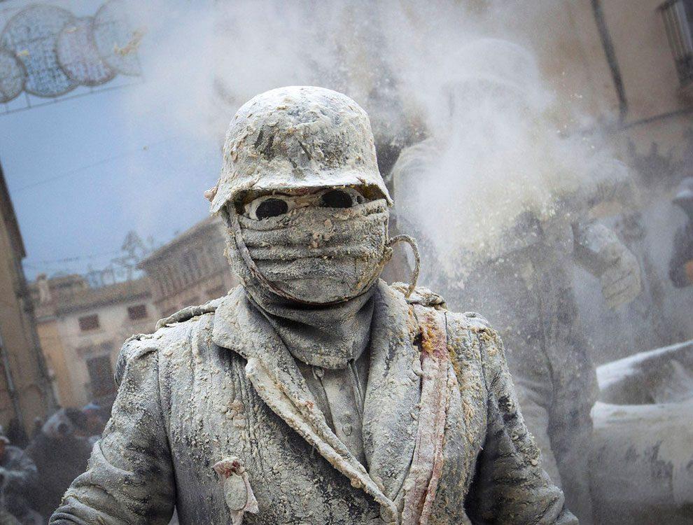 """Очередной """"военный переворот"""" в Испании"""
