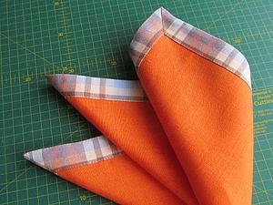 Продолжаем шить салфетки | Ярмарка Мастеров - ручная работа, handmade