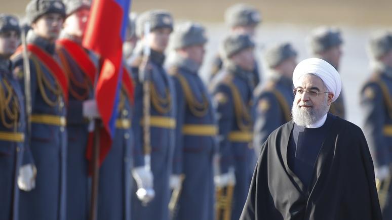 Jerusalem Post: санкции США ещё сильнее сплотили Россию и Иран в военной сфере