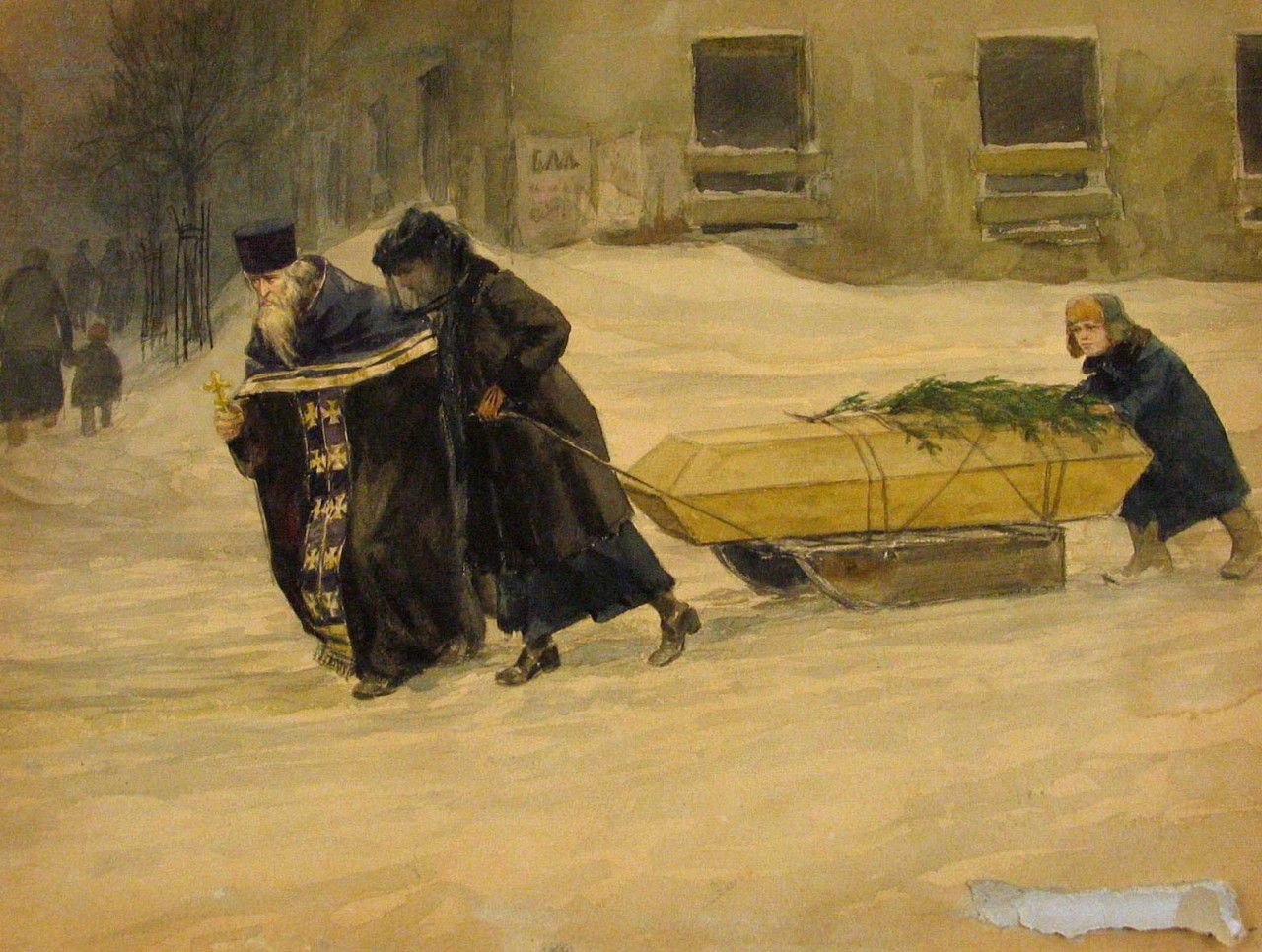 Как пережить смерть близкого человека?