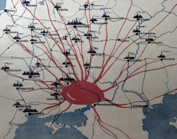 Почему Харьков и Донбасс не Украина знали ещё 100 лет назад
