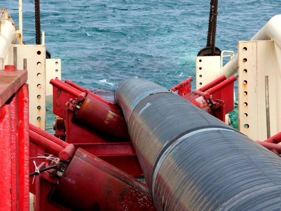 """Швеция не будет препятствовать использованию порта на строительстве """"Северного потока - 2"""""""