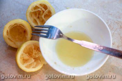 Лимонад из зеленого чая с мятой, Шаг 04